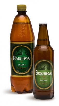 """Бердичевское пиво """"Хмельное"""""""