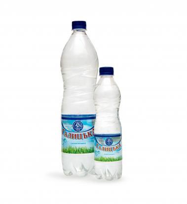 Галицкая вода газированная
