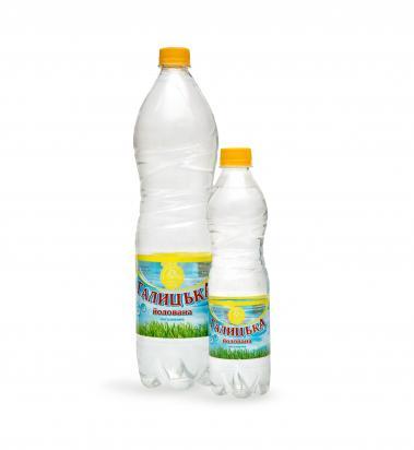 Галицкая вода йодированная негазированная