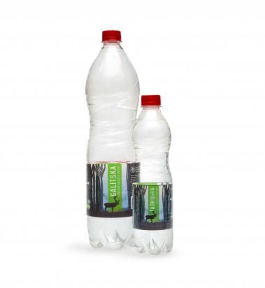 Галицкая вода слабогазированная