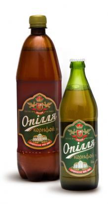 """Опілля пиво """"Корифей"""""""