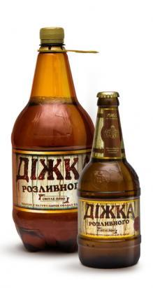 "Полтава пиво ""Бочка разливного"""