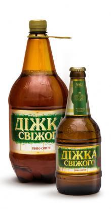 """Полтава пиво """"Бочка свежего"""""""