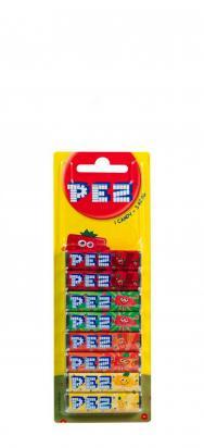 PEZ фруктовая конфета