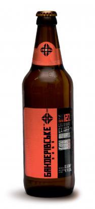 "Калуське пиво ""Бандерівське 12%"""