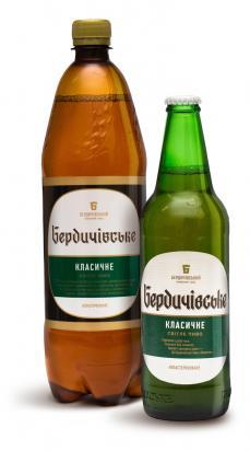 """Бердичевское пиво """"Классическое"""""""