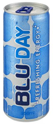 Энер. напиток BLU DAY