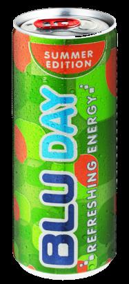 Энер. напиток BLU DAY SUMMER