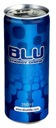Энер. напиток BLU ENERGY