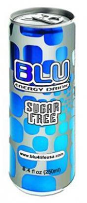 Энер. напиток BLU ENERGY sugar free