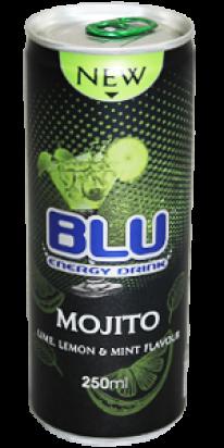 Энер. напиток BLU MOJITO