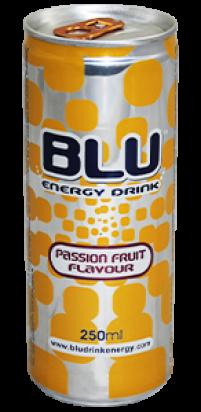 Энер. напиток BLU PASSION FRUIT