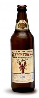 """Калуське пиво """"Експортове до Кракова"""""""