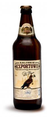 """Калуське пиво """"Експортове до Відня"""""""