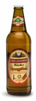 """Хмельпиво """"Проскуровское"""""""