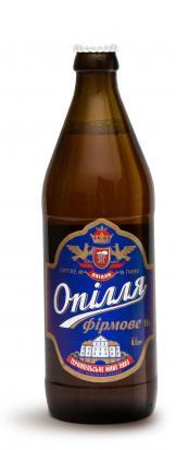 """Опилля пиво """"Фирменное"""""""