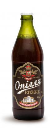 """Опилля пиво """"Княже темное"""""""