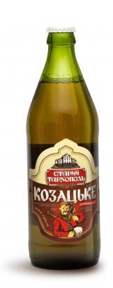 """Опилля пиво """"Козацкое"""""""