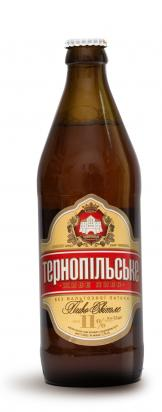 """Опилля пиво """"Тернопольское"""""""
