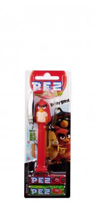 """PEZ игрушка с конфетами """"Злые птицы"""""""
