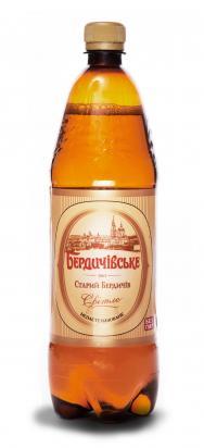 """Бердичевское пиво """"Старый Бердичев"""""""